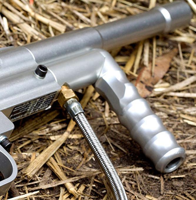tippmann 98 paintball gun stockholm